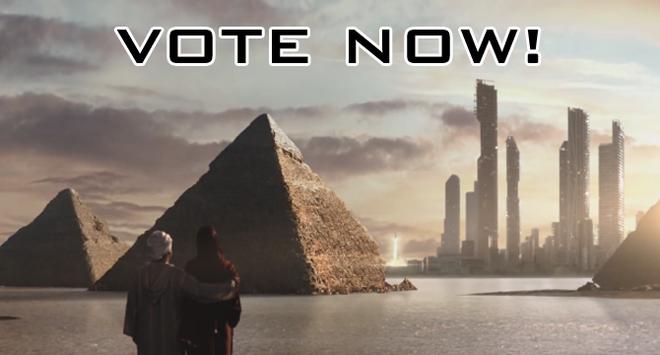 Mainpage Slider Vote