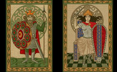 Cunobelin and Boudicca (Civ2)