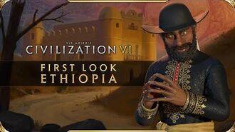 Civilization VI - First Look- Ethiopia - Civilization VI - New Frontier Pass