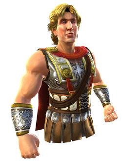 Alexander the Great (CivRev)