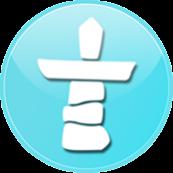 Inuit Symbol (Inuksuk)
