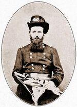 Ulysses S Grant as Brigadier General, 1861