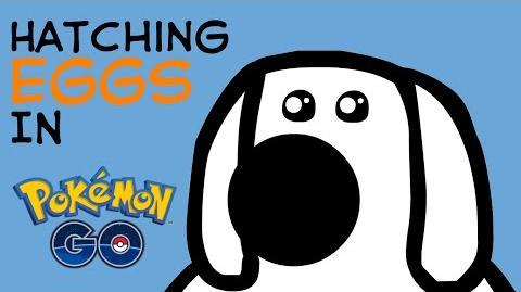 Hatching Eggs in Pokemon Go