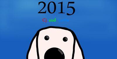 2015 Cj and Lottie