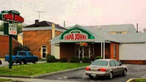 CREEPYPASTA The Papa John's Killer