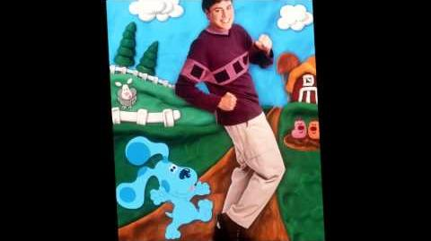 CREEPYPASTA Blue's Clues Lost Episode