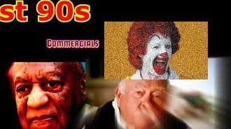 Lost 90s Commercials (CreepyPasta)