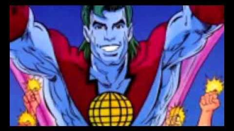 Lost Episode of Captain Planet