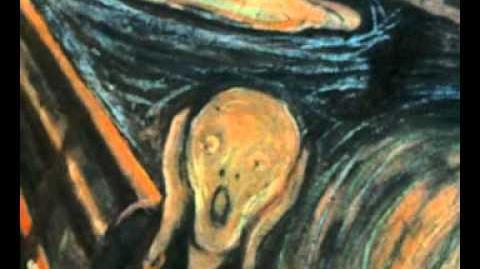 CREEPYPASTA Holder of All Consuming Despair