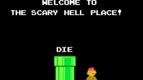 CREEPYPASTA A Haunting Most Mario