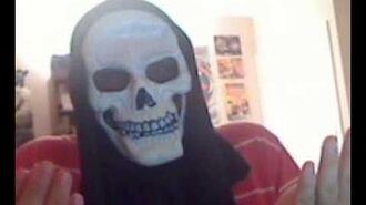 CREEPYPASTA- Johnny the Emo Skeleton