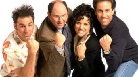 CREEPYPASTA Seinfeld Lost Episode