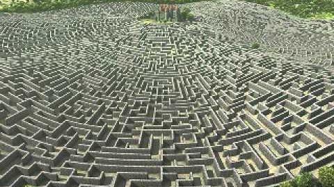 CREEPYPASTA Maze of Terror