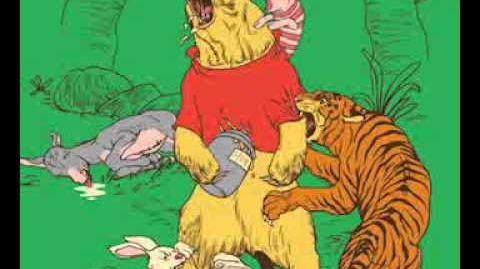 CREEPYPASTA LOST EPISODE FOR THE REAL HALLOWEEN- Winnie the Pooh
