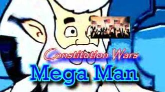 WTF FanFics 22 Mega Man The Constitution Wars