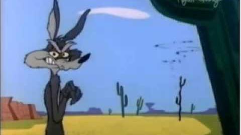 CREEPYPASTA Wile E. Coyote Lost Episode