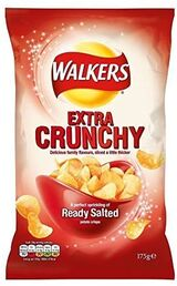 The Trouble With Extra Crunchy Crisps