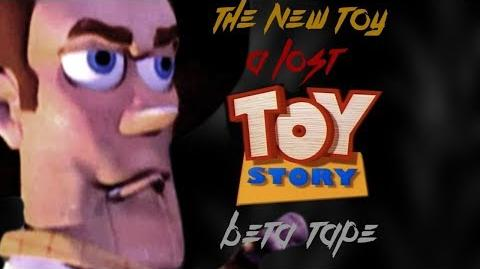 "Creepypasta - ""The New Toy - A Lost Toy Story Beta Tape"""