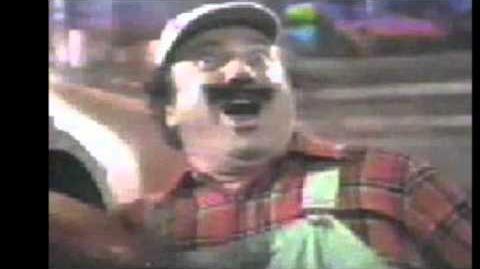 CREEPYPASTA Mario Bros.