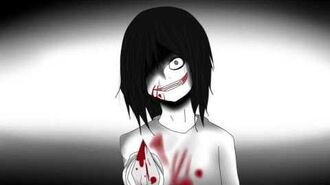 CREEPYPASTA- Jeff the Killer