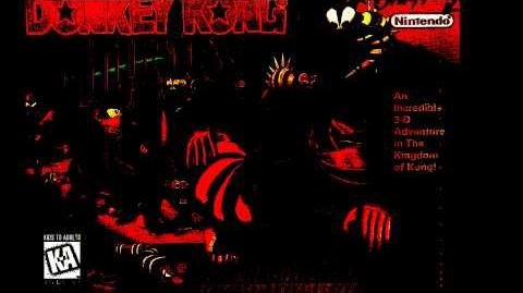 CREEPYPASTA Donkey Kong Country