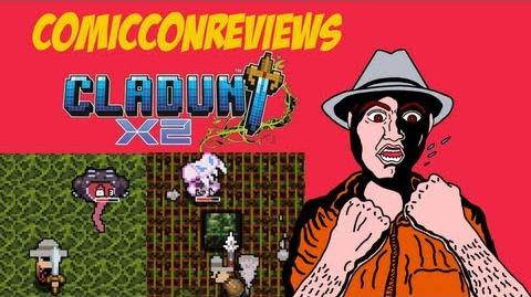 Comiccon Video Game Review Show - ClaDun X2 Review