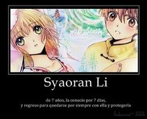 Syaoran li