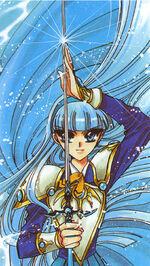 MKR Umi Ryuuzaki Manga