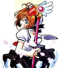 CCS Sakura Kinomoto Anime