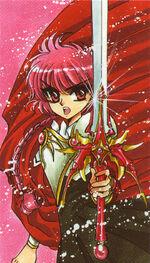 MKR Hikaru Shidou Manga