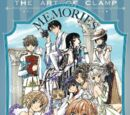 CLAMP Illustration Collection MEMORIES