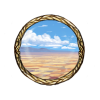Item arid desert background