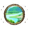 Item river overlook background