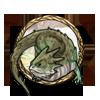 Item archaic lizard
