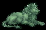 Lion Shaman