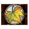 Item sycamore leaf