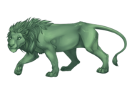 Lion Adult