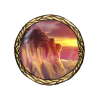 Item the great rock background