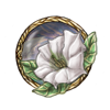 Item glowing moon flower