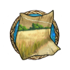 Item prairie path background