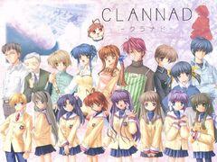 Clannad Novela Visual