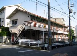 Base for Okazaki apartment