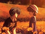 Tomoya-seeing-ushio-with-kindness