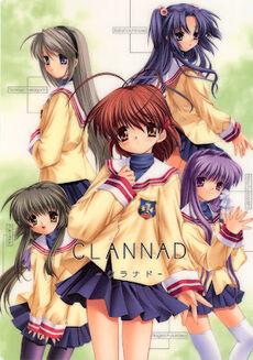 ClannadNovela