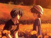 Tomoya y Ushio