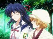 Misae y Katsuki