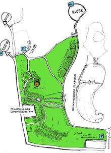 Aylet Map