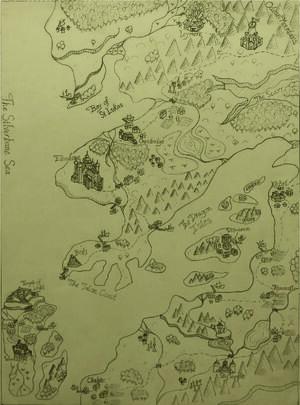 Dragon isles region