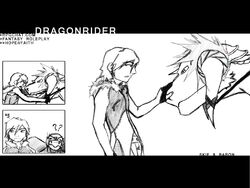 Dragonrider skie