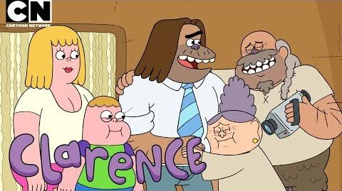 Clarence Meet Chad's Parents! Cartoon Network
